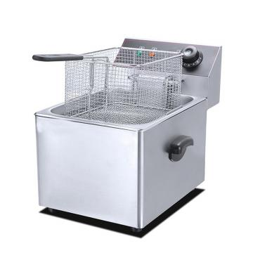 Hot Selling Automatic Oil Film Continuous Food Snack Fryer