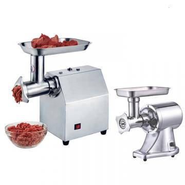 Commercial Heavy Duty Meat Processor High Speed Industrial Automatic Chopping Pork Fish Chicken Cutter Mincer
