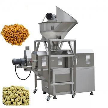 Saibainuo Industrial Automatic Animal Pet Floating Fish Feed Pellet Food Making Machine