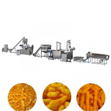 High Output Corn Grits Cheetos Kurkure Niknak Production Line