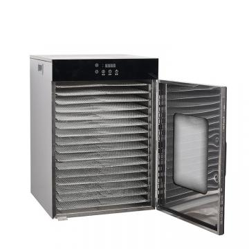 Factory Direct Selling High Efficiency Dried Fish Seafood Drying Dehydrator Machine