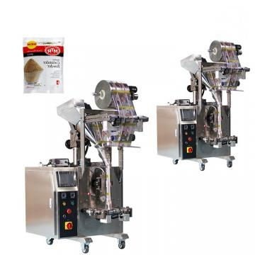 Computer Control Automaitc Food Package Machine Cassava Flour Packaging Production Line
